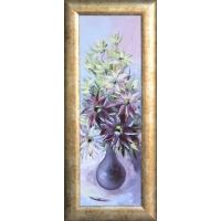 Естел Ангелова - Цветя в лилаво