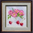 Диви рози