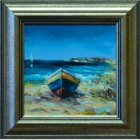 Естел Ангелова - Самотна лодка