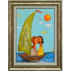 Любовта е лодка