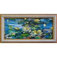 Естел Ангелова - Водни лилии