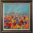 Цветно поле