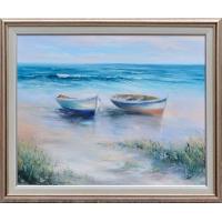 Естел Ангелова - Почиващи лодки