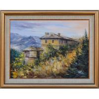 Естел Ангелова - Родопска къща